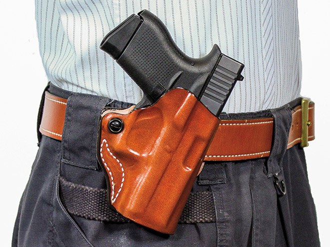 holster, holsters, concealed carry, concealed carry holster, concealed carry holsters, Desantis Mini Scabbard
