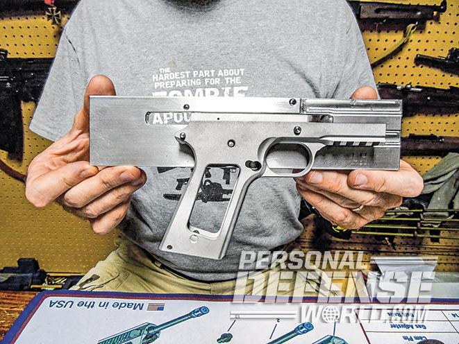 How To Build Your Own 1911 Pistol At Home