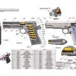 1911, 1911s, 1911 pistol, 1911 pistols, 1911 builders, 1911 builders instructions