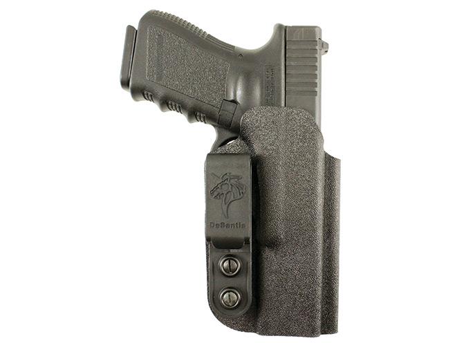 laser, lasers, holster, holster, ammo, ammunition, DeSantis Slim-Tuk