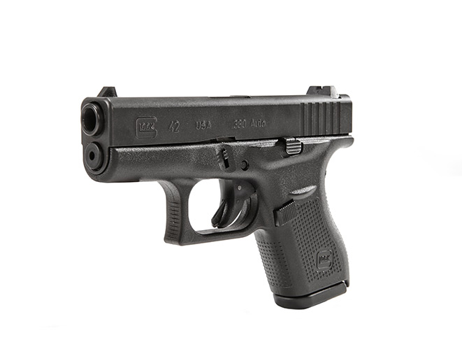 glock, glock pistol, glock pistols, glock concealed carry, concealed carry, glock 42, glock 42 handgun