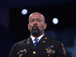 david clarke, sheriff david clarke, uscca, uscca concealed carry, concealed carry expo