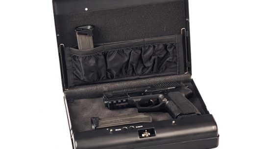 USA Firearm Training, USA Firearm Training Digital Portable Firearm Vault, Digital Portable Firearm Vault