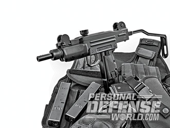 Gun Review: Umarex  177 Uzi BB Carbine
