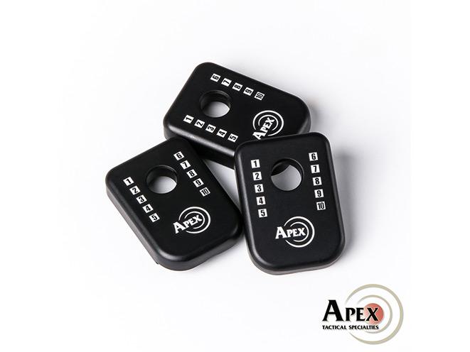 apex, apex j-plate, apex j-plate base pad, magpul, magpul gl9, magpul gl9 pmag, apex base pad
