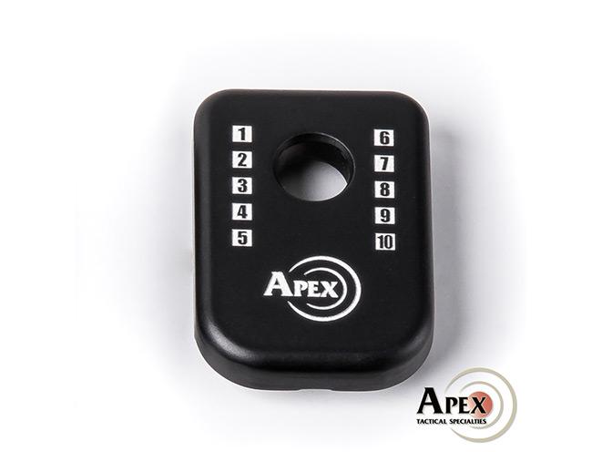 apex, apex j-plate, apex j-plate base pad, magpul, magpul gl9, magpul gl9 pmag, gl9 pmag