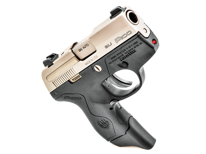 Gun Review: The Deep-Cover Beretta Pico