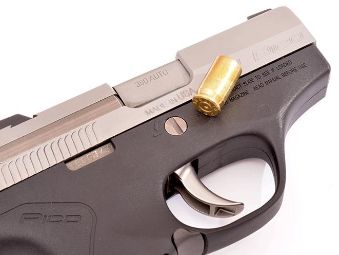beretta, pico, beretta pico, beretta pico 380, beretta pico pistol, beretta pico trigger