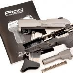 beretta, pico, beretta pico, beretta pico 380, beretta pico pistol, beretta pico stripped