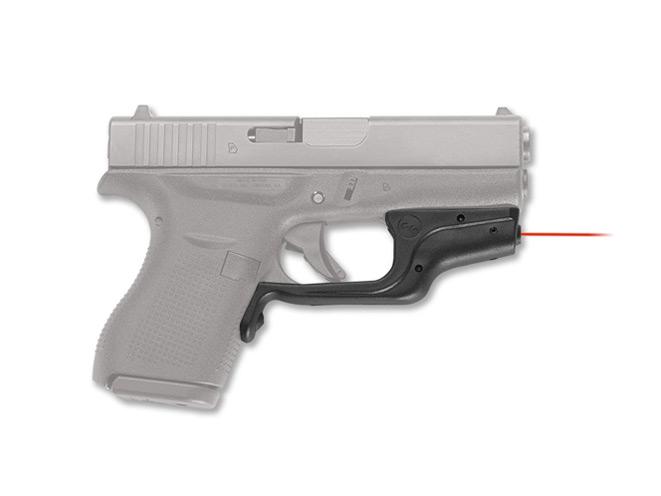 crimson trace, glock, crimson trace glock, glock laser, glock lasers, Crimson Trace Laserguard LG-443