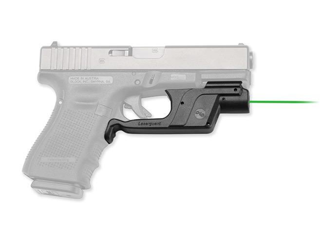 crimson trace, glock, crimson trace glock, glock laser, glock lasers, Crimson Trace LG-452