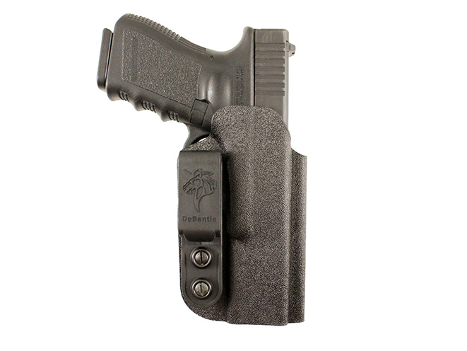 holster, holsters, concealed carry, concealed carry holster, concealed carry holsters, DeSantis Slim-Tuk