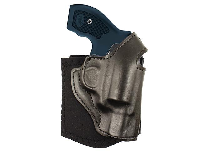 Kimber K6s, kimber, desantis, desantis holster, kimber k6s holster, DeSantis #014 Die Hard Ankle Rig