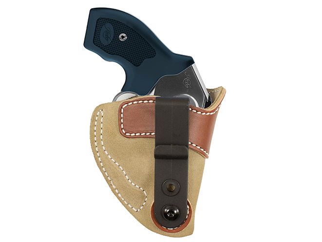 Kimber K6s, kimber, desantis, desantis holster, kimber k6s holster, DeSantis #106 Sof-Tuck