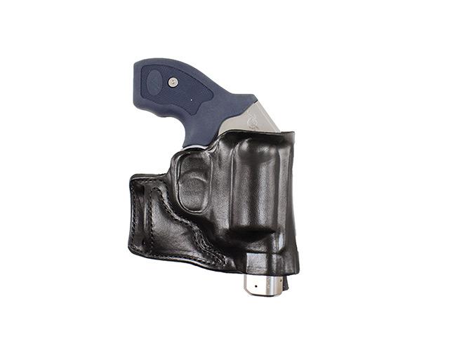Kimber K6s, kimber, desantis, desantis holster, kimber k6s holster, DeSantis #115 E-Gat Slide