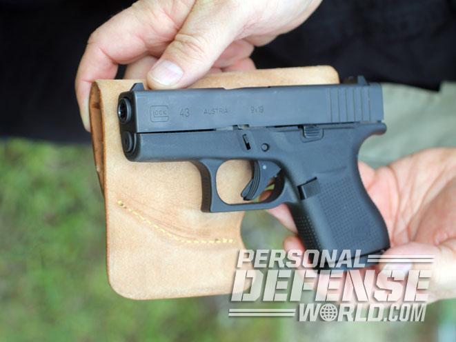 GLOCK 43, glock, glock 43 pistol, glock pistols, glock pistol, glock 43 handgun