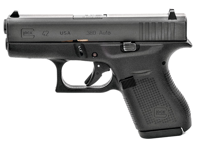 glock, glock pistol, glock pistols, glock concealed carry, concealed carry, glock 42, glock 42 handguns