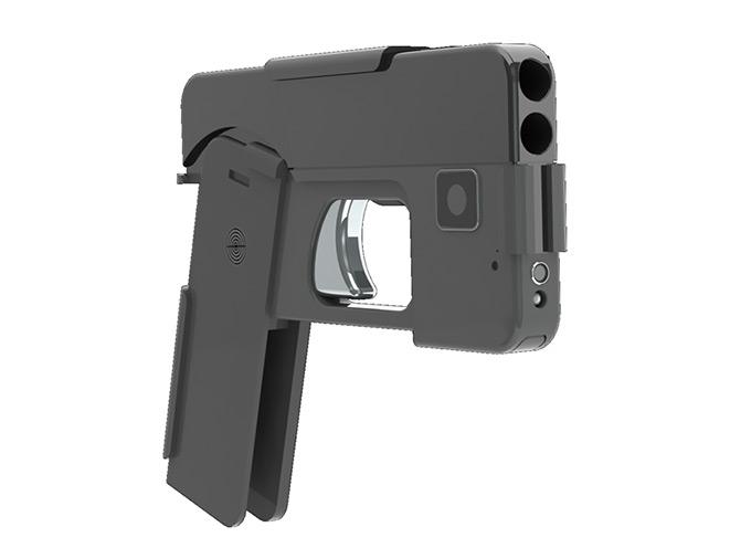 Ideal Conceal, Ideal Conceal smartphone, Ideal Conceal gun, Ideal Conceal handgun, smartphone gun, ideal conceal derringer