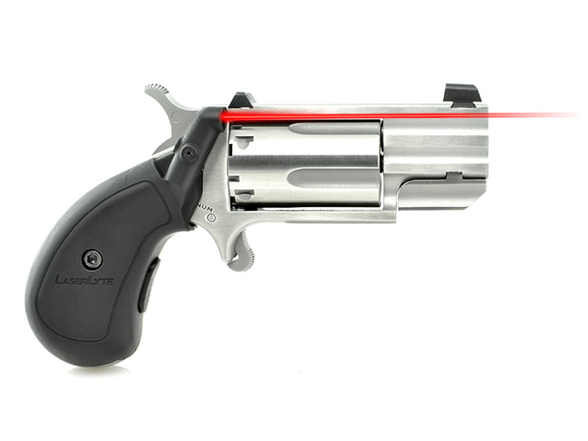 north american arms, north american arms sidewinder, naa sidewinder, naa sidewinder mini-revolver, sidewinder revolver, revolver, revolvers, naa sidewinder revolver, naa sidewinder photo, laserlyte laser