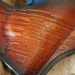 savoy leather, savoy leather path of the righteous holster, path of the righteous holster
