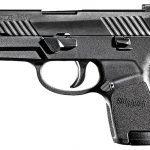 pistol, pistols, subcompact pistol, subcompact pistols, SIG SAUER P320 SUBCOMPACT