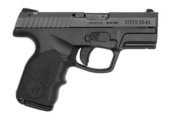 concealed carry, concealed carry pistol, concealed carry pistols, concealed carry pocket pistol, concealed carry pocket pistols, concealed carry handgun, concealed carry handguns, Steyr S9-A1/S40-A1