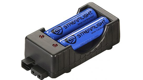 streamlight, Streamlight 18650 Lithium Ion Battery and Charger, 18650 Lithium Ion Battery and Charger