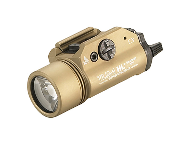 streamlight, Streamlight TLR-1 HL, TLR-1 HL, TLR-1 HL flat dark earth