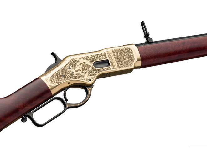 winchester, winchester model 1866, winchester model 1866 yellow boy, model 1866 yellow boy, model 1866, winchester 150th anniversary, model 1866 rifles