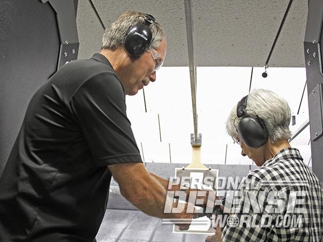 Handgun Guide For Women, the Handgun Guide For Women, gun, guns, ladies only, gun class
