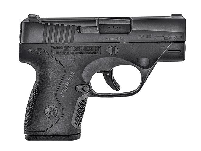 beretta nano, sccy cpx-2, cpx-2, nano, beretta nano pistol