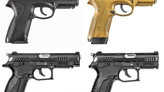beretta, grand power, pistol, pistols, locked-breech, locked breech, locked-breech pistol, locked-breech pistols, rotary barrel pistol, rotary barrel pistols, rotary-barrel, rotary-barrel pistol, rotary-barrel pistols