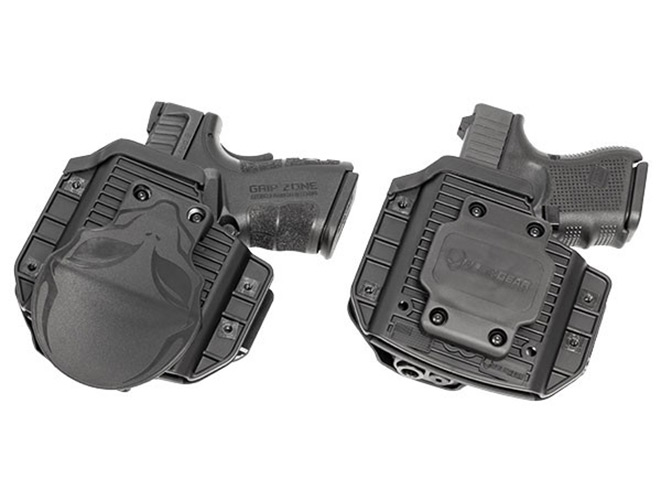 Alien gear belt slide type rigid vs comfort