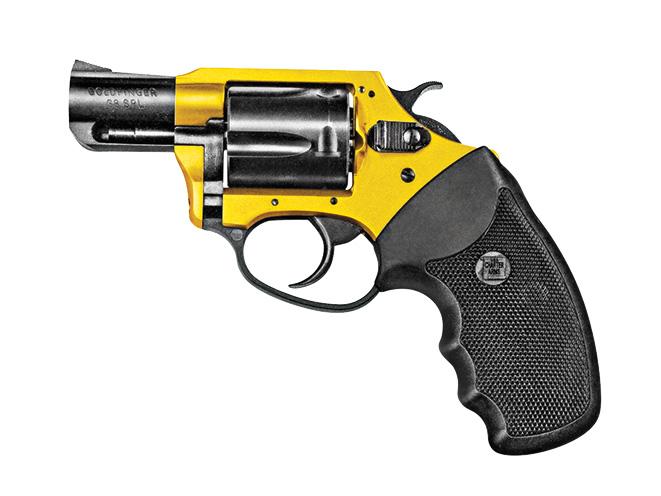 charter arms, charter arms firearms, charter arms revolver, charter arms revolvers, charter arms 38 Special Goldfinger