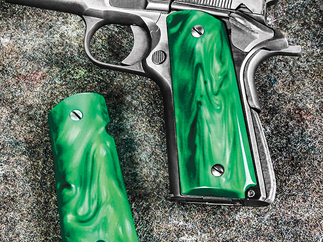 20 Aftermarket Grip Panels For Your 1911 Pistol