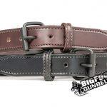 bigfoot gun belts, bigfoot gun belt, gun belt, gun belts, gun holster, gun holsters