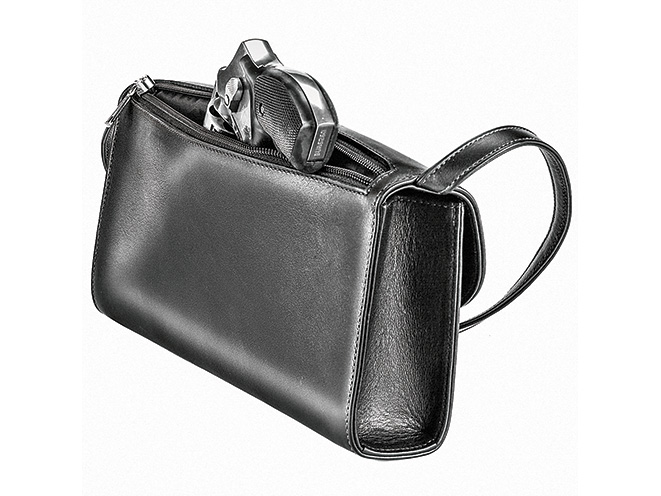 holster, holsters, concealed carry, concealed carry holster, concealed carry holsters, Galco Bebe Holster Handbag