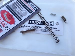 ghost inc, combative trigger kit, ghost inc cat trigger, cat trigger