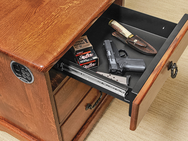 SleepSafe Nightstand Gun News Gun Reviews