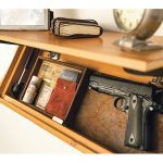 gun, gun safe, gun safes, safe, safes, gun vault, gun holster, Gun Storage, LedgeLocker Mechanical Shelf