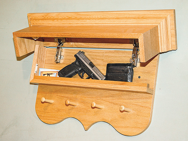 gun, gun safe, gun safes, safe, safes, gun vault, gun holster, Gun Storage, New Jersey Concealment Furniture Classic Coat Rack