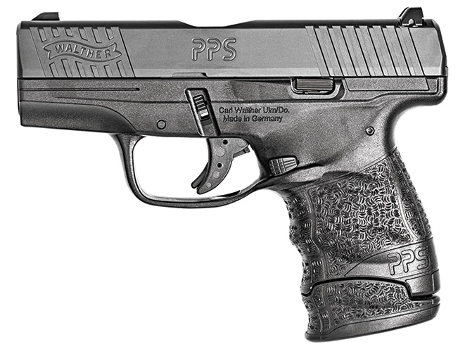 handgun, handguns, compact handgun, compact handguns, pistol, pistols, Walther PPS M2