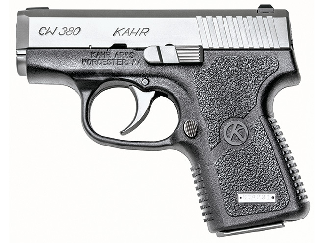 handgun, handguns, compact handgun, compact handguns, pistol, pistols, Kahr CW380