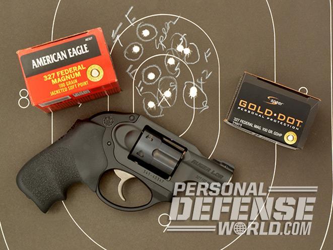 ruger, ruger lcr, ruger lcr 327, ruger lcr .327 magnum, ruger lcr revolver