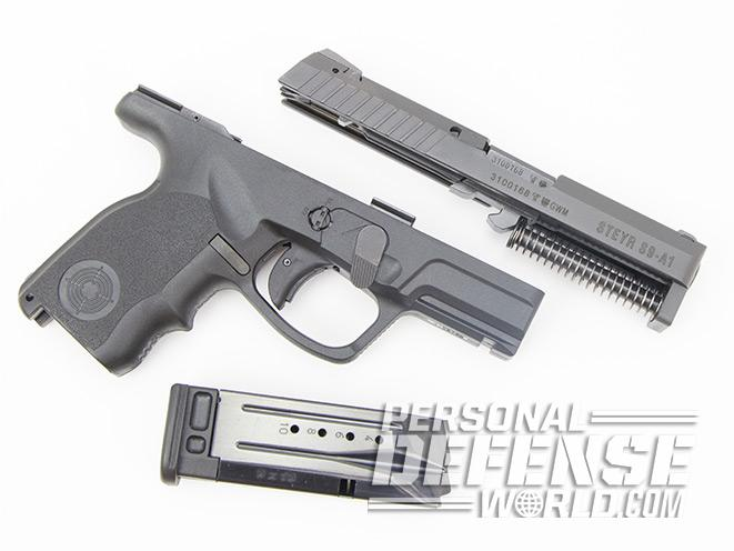 Striking Nine: The Steyr S9-A1 Pistol