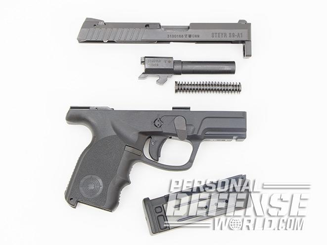 steyr, steyr s9-a1, s9-a1, steyr pistol, steyr pistols, steyr s9-a1 stripped