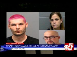 home invasion, home invasion suspect, John Grossklaus, larry shaver