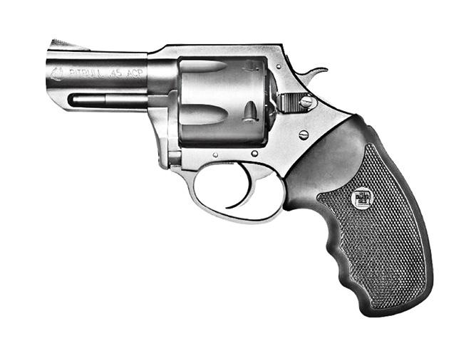 revolver, revolvers, snub-nose revolver, snub-nose revolvers, Charter Arms Pitbull