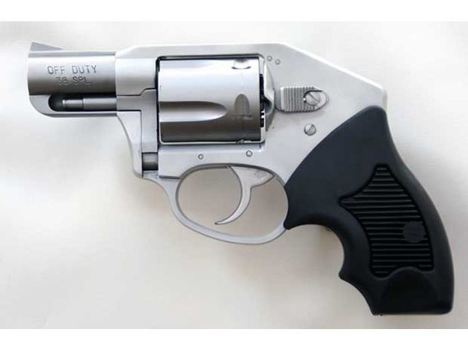 Wheelgun Sentries: Ultra-Reliable Charter Arms Revolvers