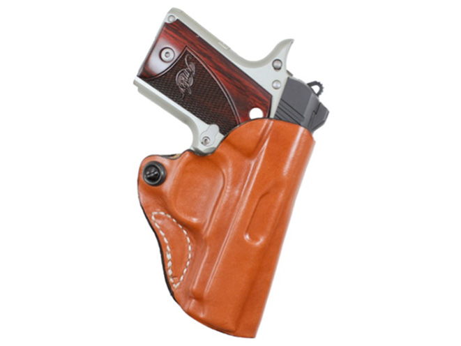 DeSantis Announces 11 Holster Fits For Kimber Micro Carry